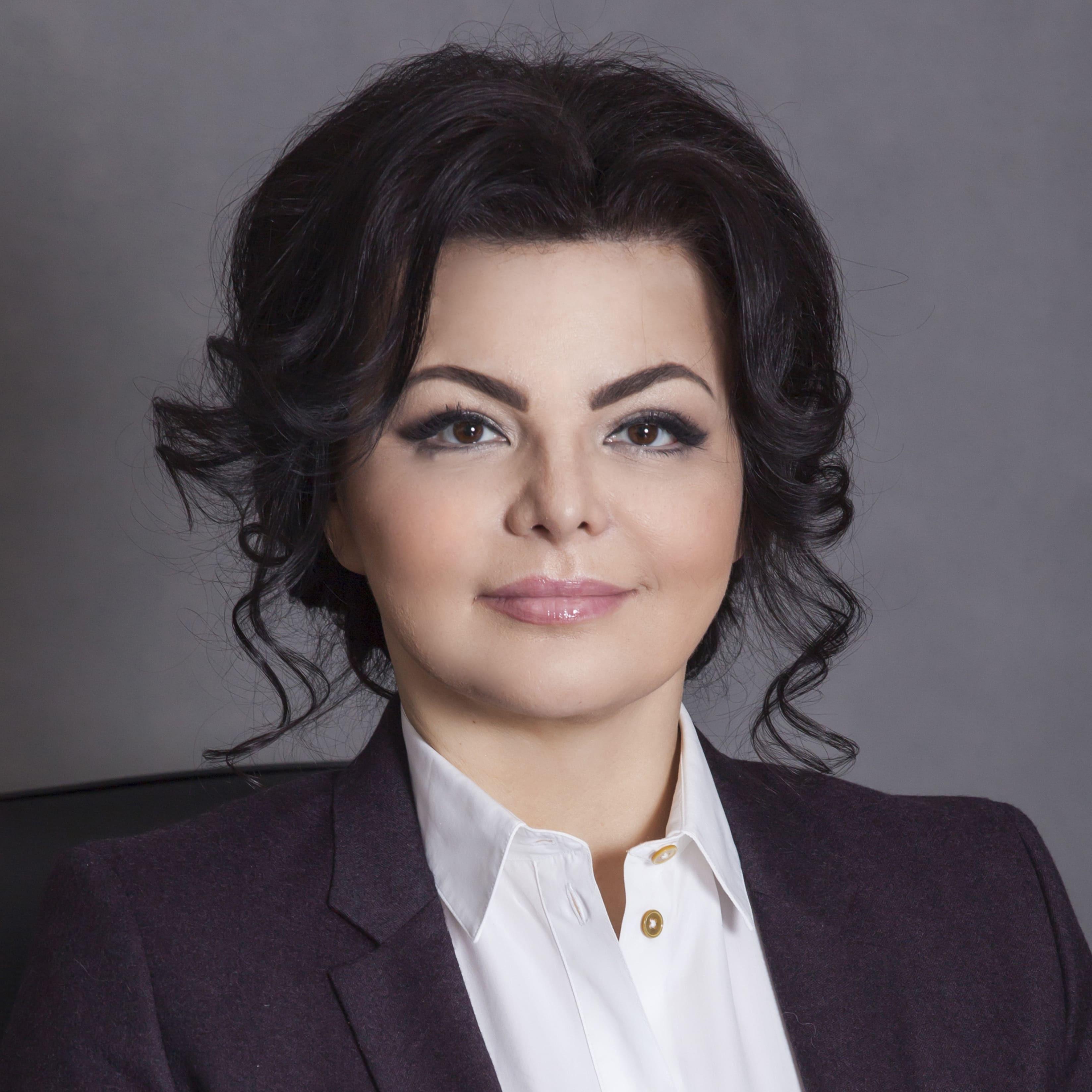 Николаева Елена Леонидовна