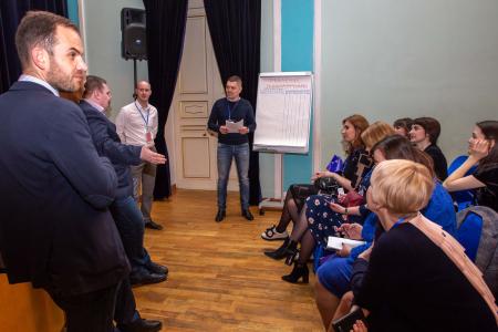 Межрегиональный деловой форум «Новые формы жизни бизнеса»