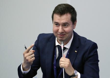 23-й Петербургский международный экономический форум «ПМЭФ- 2019»