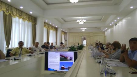 В Махачкале обсудили вопросы устойчивого экологического развития прикаспийских регионов