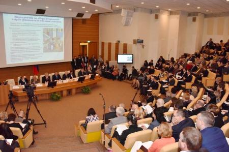 Заседание Высшего экологического совета ГД РФ