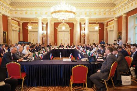 Саммит «Сильная Россия 2015»