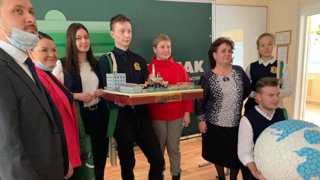 Более 5,3 тыс. школьников Подмосковья приняли участие в уроке о раздельном сборе отходов